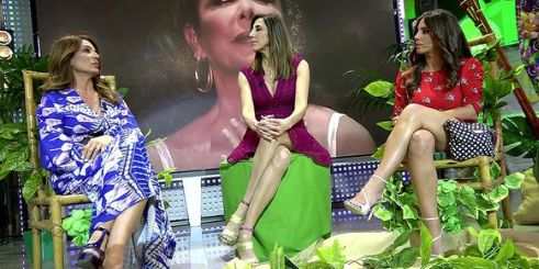 El corte de Paz Padilla a Anabel Pantoja por la participación de Isabel Pantoja en