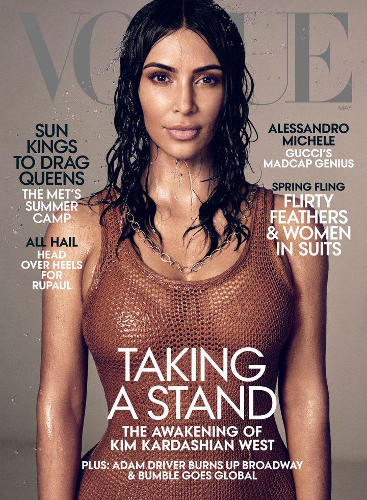 Kim Kardashian is ready for her next role: lawyer.