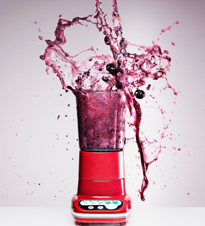 When To Use A Blender Vs A Food Processor Huffpost Life
