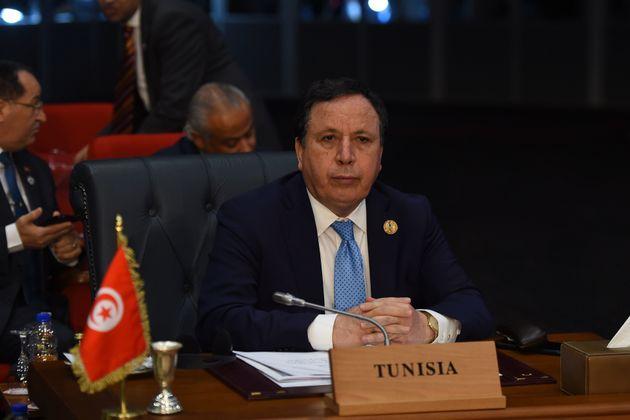 À New York, Khemaies Jhinaoui défend la candidature de la Tunisie au Conseil de sécurité de