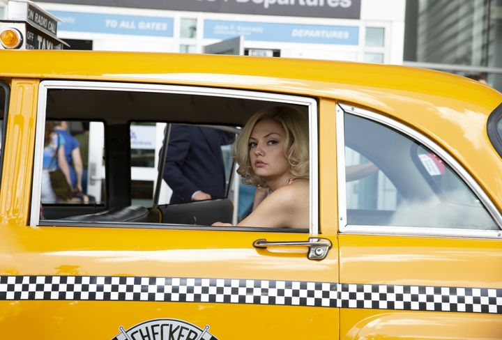 "Emily Meade in HBO's ""The Deuce."""