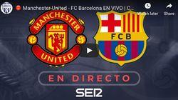 La Champions en directo: Mánchester United