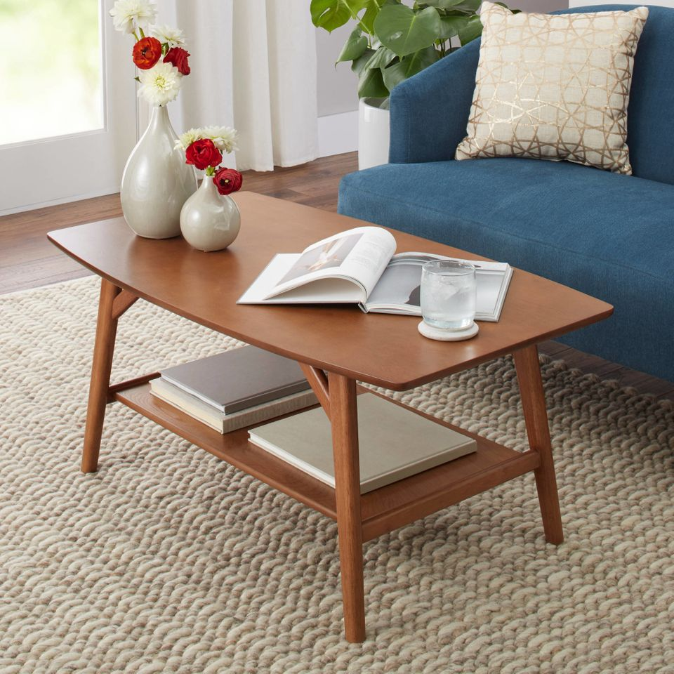 Midcentury Modern Couches Coffee Tables And More On Sale At Walmart