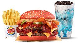 O inverno está chegando! Burger King lança combo especial de 'Game of