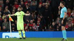 La polémica decisión de la UEFA en pleno Manchester-Barcelona: muchos no se lo