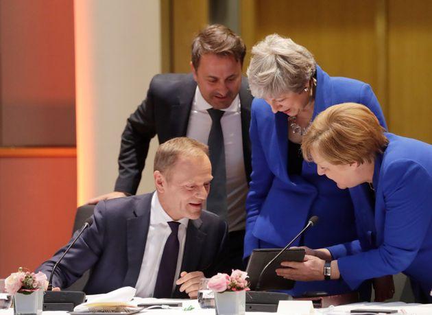 Σύνοδος Κορυφής: Ανοικτή σε μεγαλύτερη παράταση του Brexit η