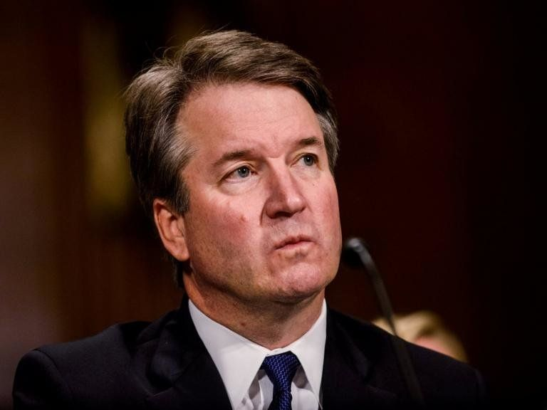 Anger as Brett Kavanaugh hired to teach course at UK branch of US university