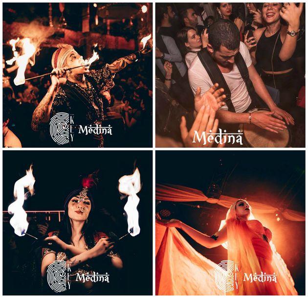 Medina Party, le concept de soirées qui s'inspire du Maroc s'apprête à faire le tour du