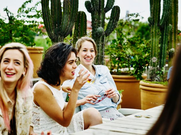 Parties and shared events don't need to be stressful if your friends agree to simply be