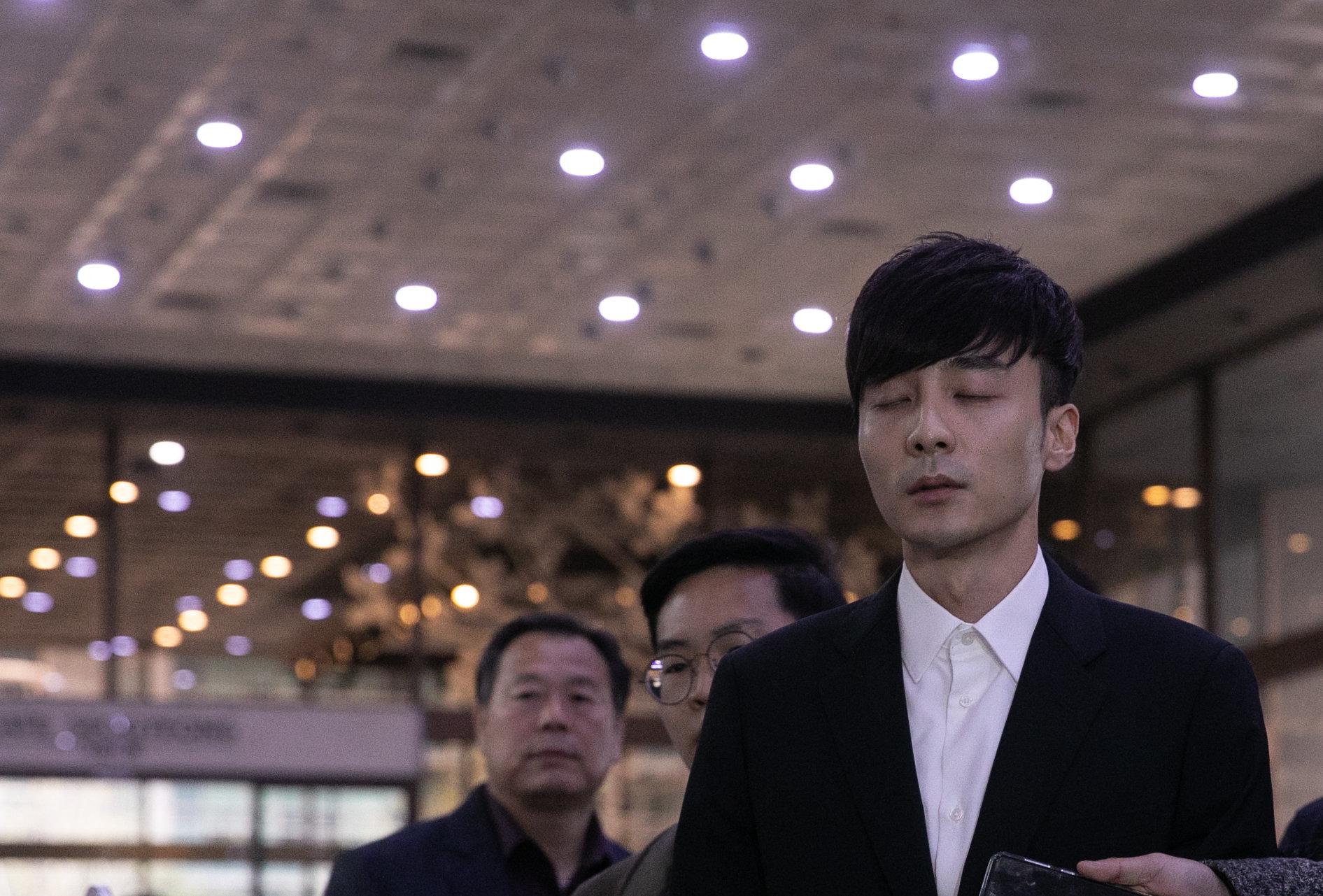 최종훈·로이킴·에디킴이 불법촬영·음란물 유포 관련 혐의를