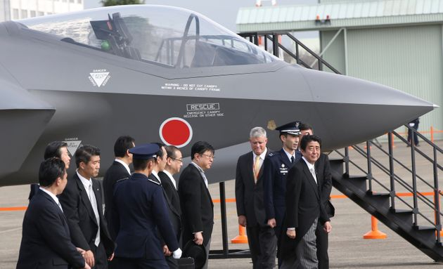 추락한 일본 F35 스텔스기에 대해 지금까지 알려진 모든