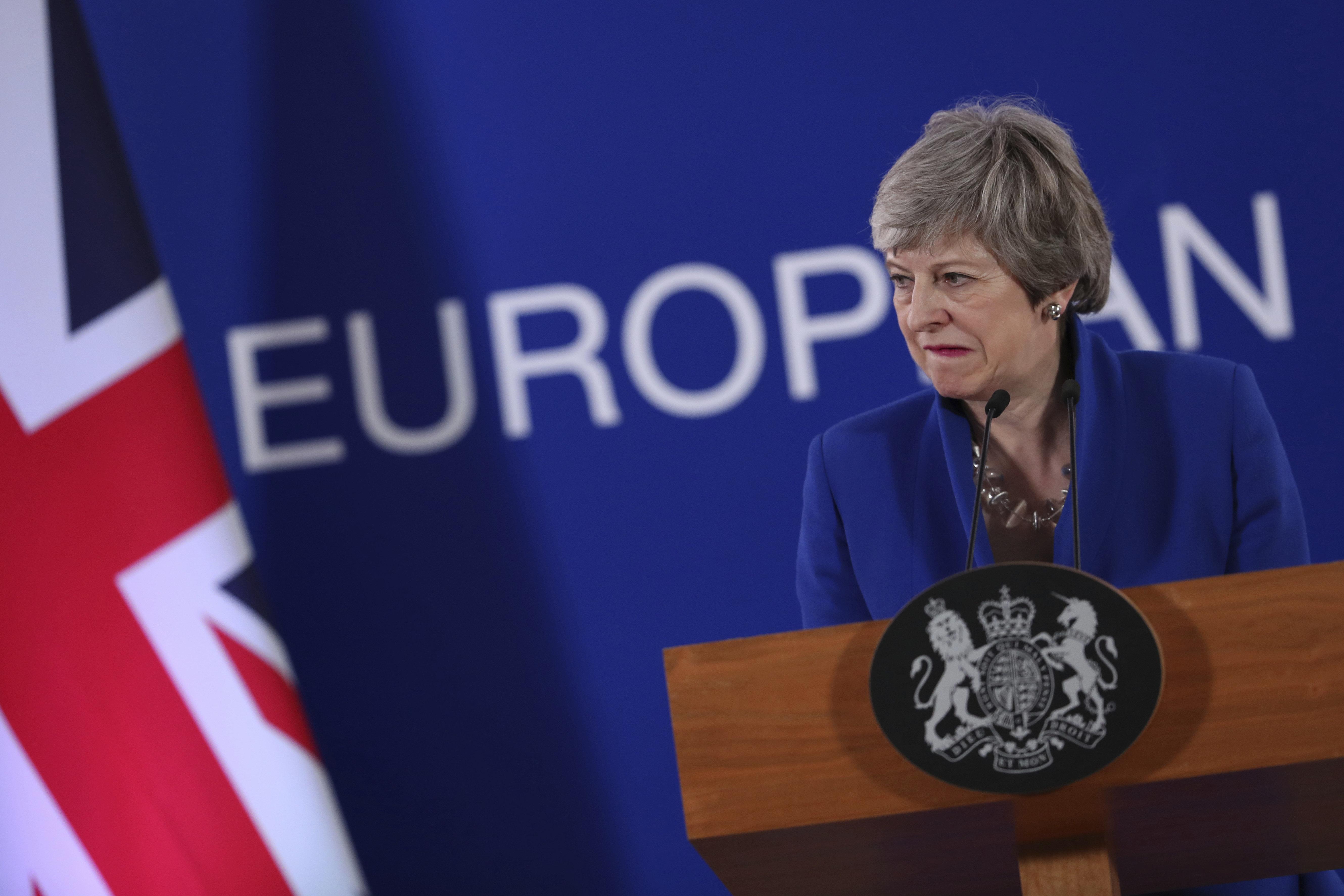 Νέα παράταση για το Brexit έως την 31η Οκτωβρίου αλλά η Μέι θέλει να φύγει μέχρι την 1η