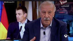 Del Bosque le cuenta a Pablo Motos cómo fue su reunión con Pedro