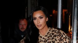 Kim Kardashian Says She's Studying To Become A