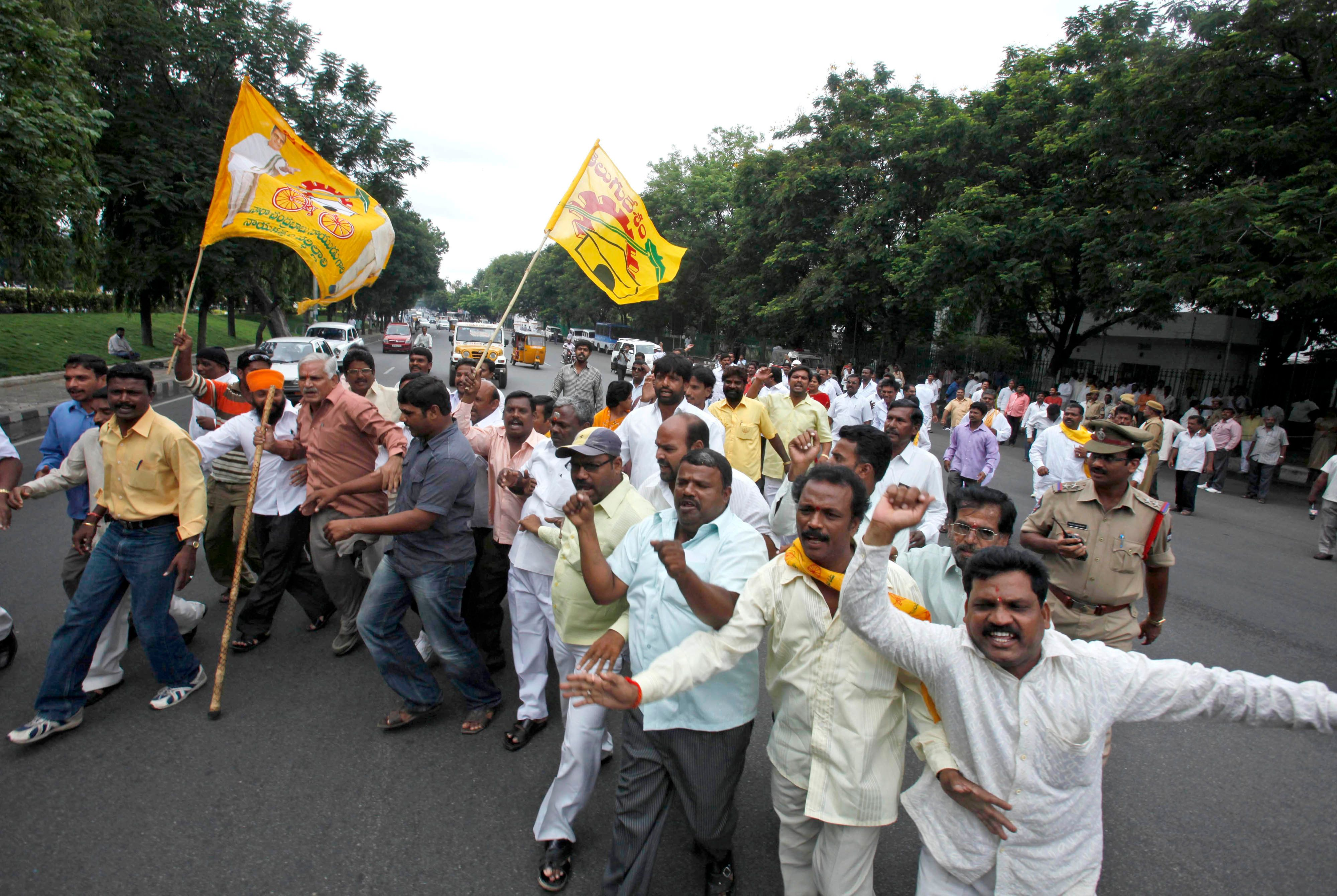 2 Party Workers Killed After TDP And YSR Congress Workers Clash In Andhra's
