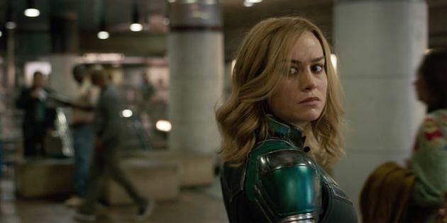 La razón por la que Brie Larson sale más maquillada en 'Los Vengadores: