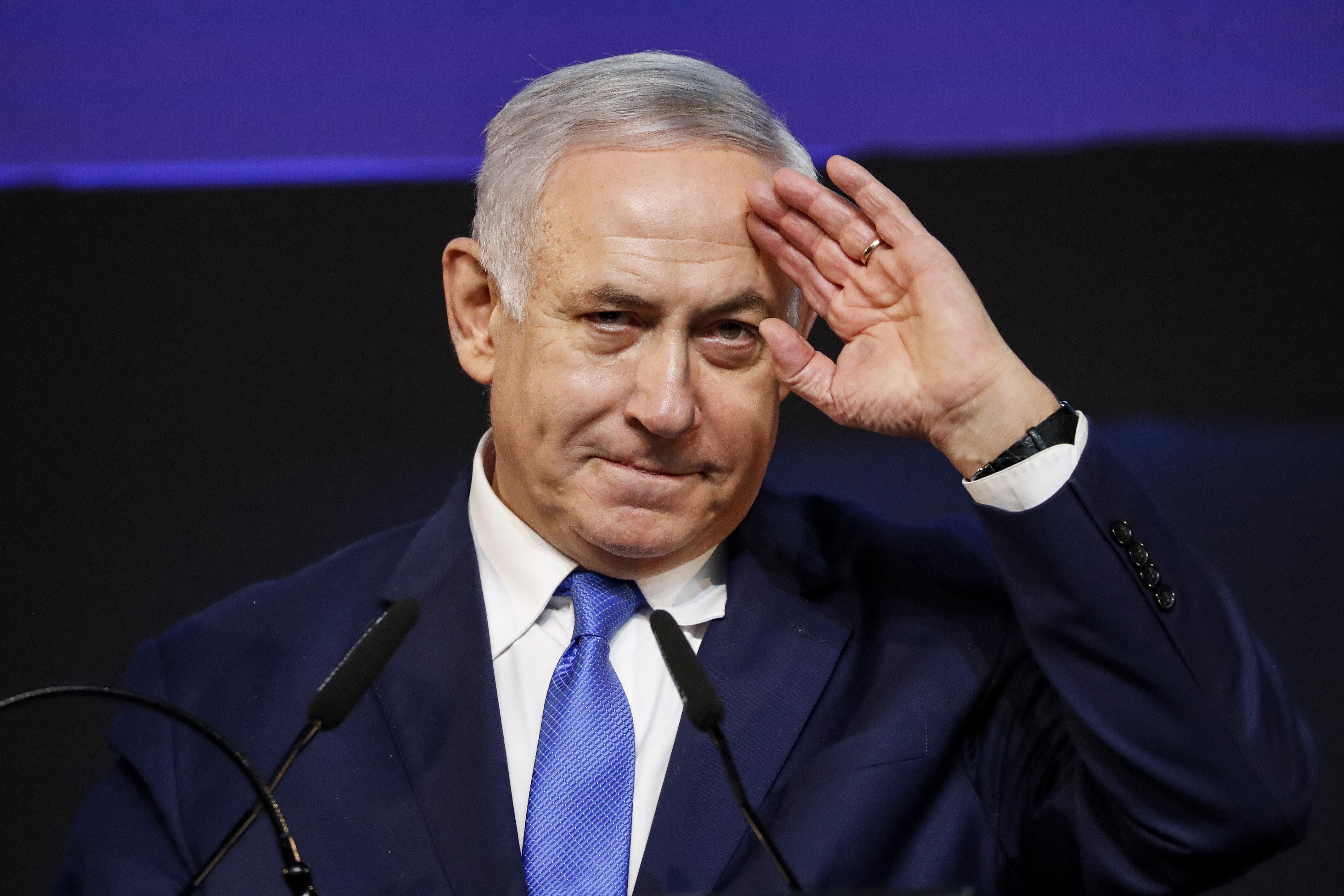 5번째 임기를 맞이할 베냐민 네타냐후 이스라엘 총리는 역대 최장기 집권 기록을 세우게