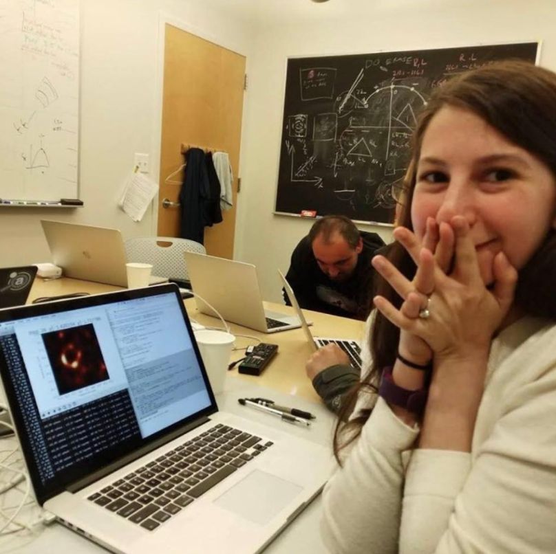 La photo du trou noir n'aurait pas existé sans