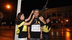 Amnesty International se voit interdire un sit-in sur la peine de mort devant le