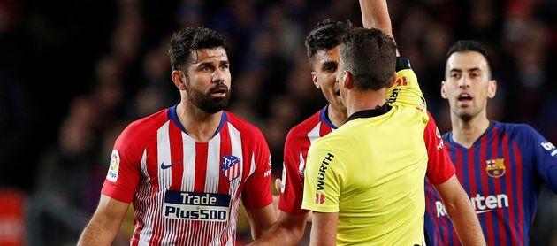 Ocho partidos de sanción a Diego Costa por decir