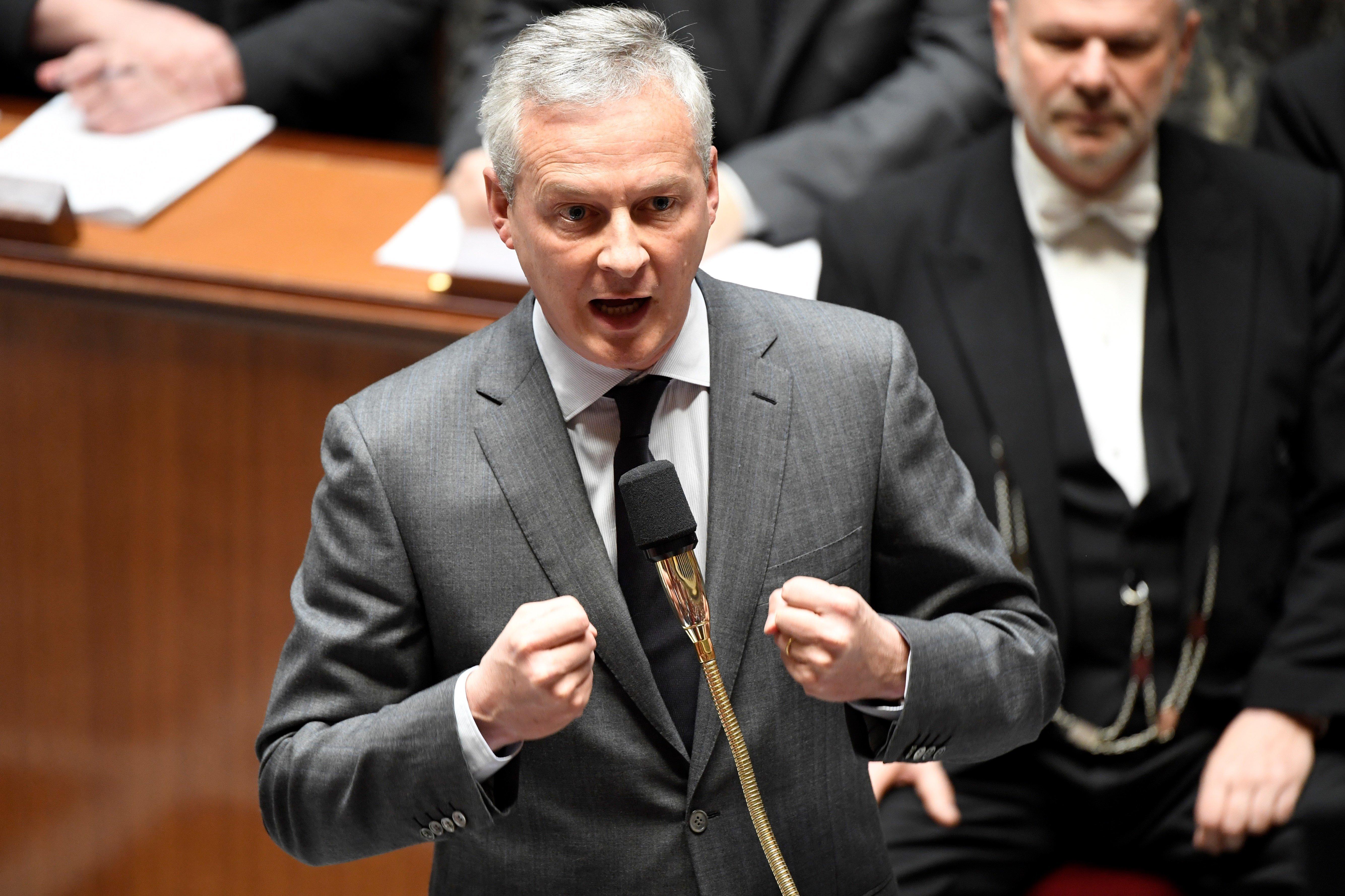 Le ministre de l'Economie Bruno Le Maire a fait adopter définitivement sa loi Pacte au prix d'un...