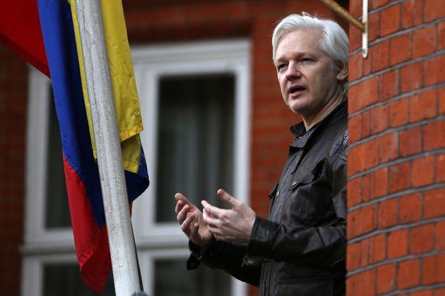 Julian Assange: son accusatrice demande la réouverture de l'enquête pour viol (Photo prise...
