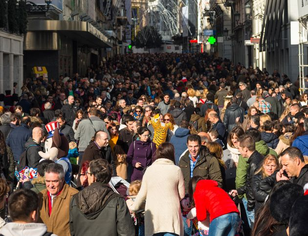 La población española supera los 47 millones por primera vez desde ...