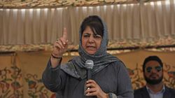 Mehbooba Mufti Alleges People Being 'Coerced' To Vote For BJP In