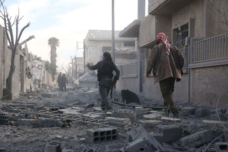 «Still Recording»: Ο δημιουργός του ντοκιμαντέρ για τη συριακή αντίσταση στη