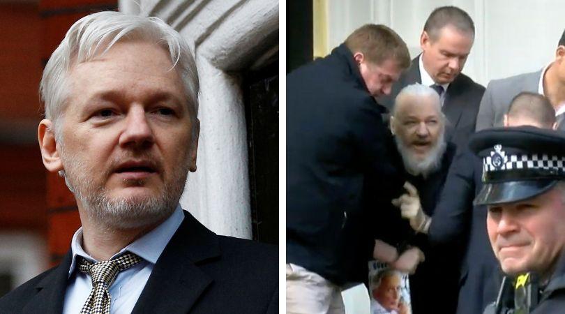 Fundador do WikiLeaks, Julian Assange é preso pela polícia britânica na embaixada do