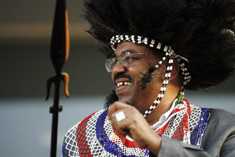 Soudan: le président Omar el-Béchir destitué par l'armée (Photo prise le...