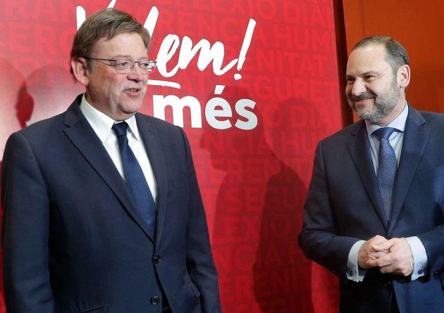 El PSPV ganaría las autonómicas en la Comunidad Valenciana y gobernaría en