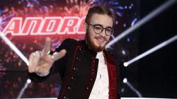 Andrés Martín, tras ganar 'La Voz':
