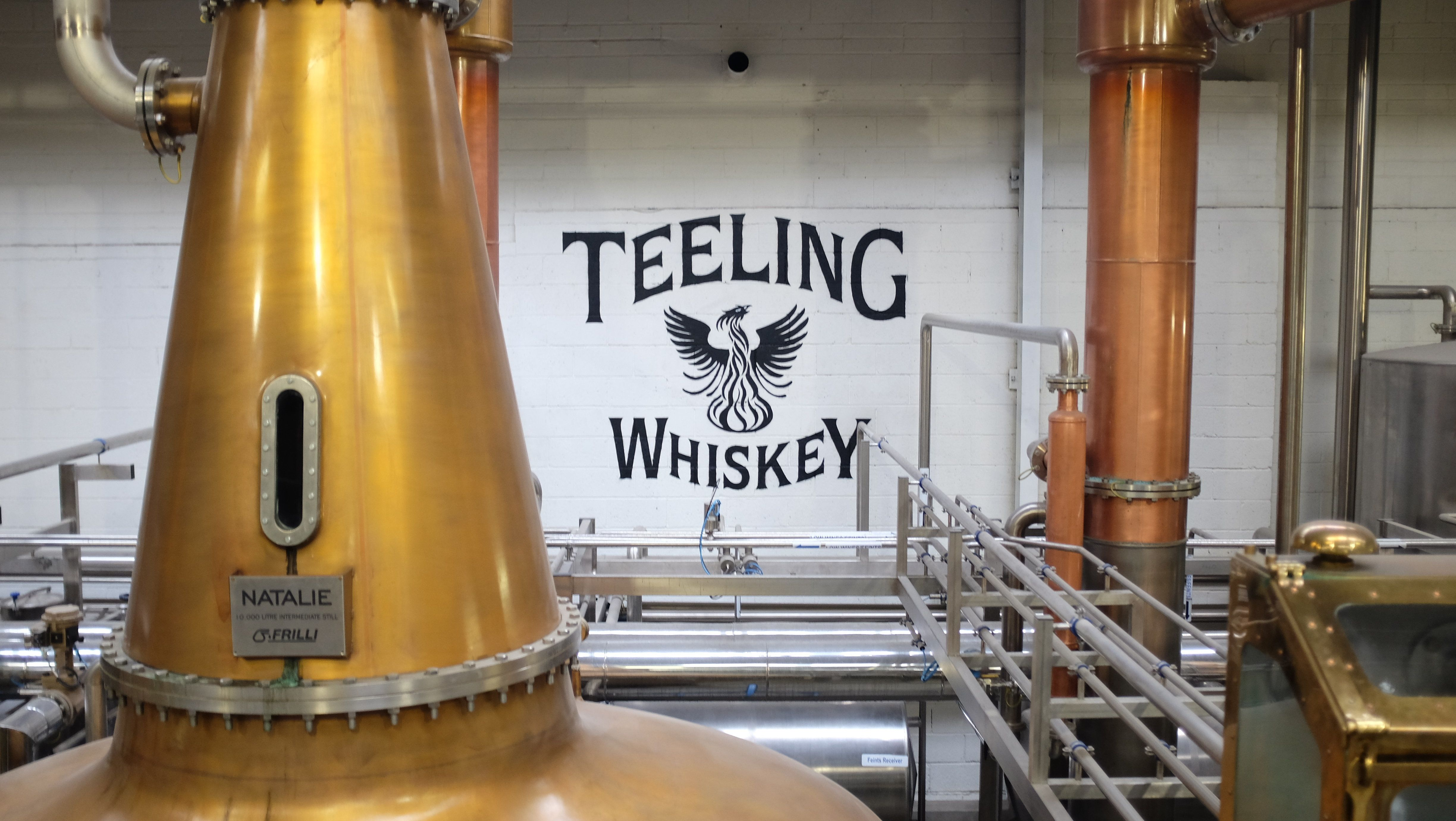 Whiskey Heritage, Teeling Whiskey, ireland