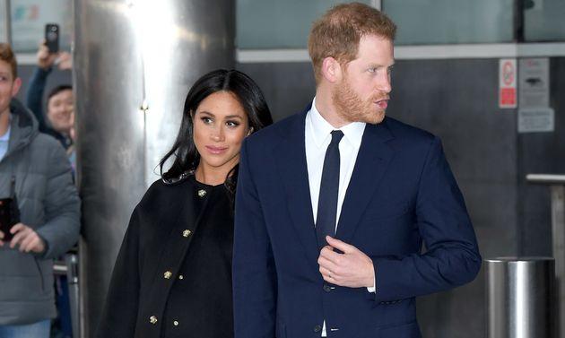 La decisión de Meghan Markle y el príncipe Enrique que rompe con la tradición de la monarquía