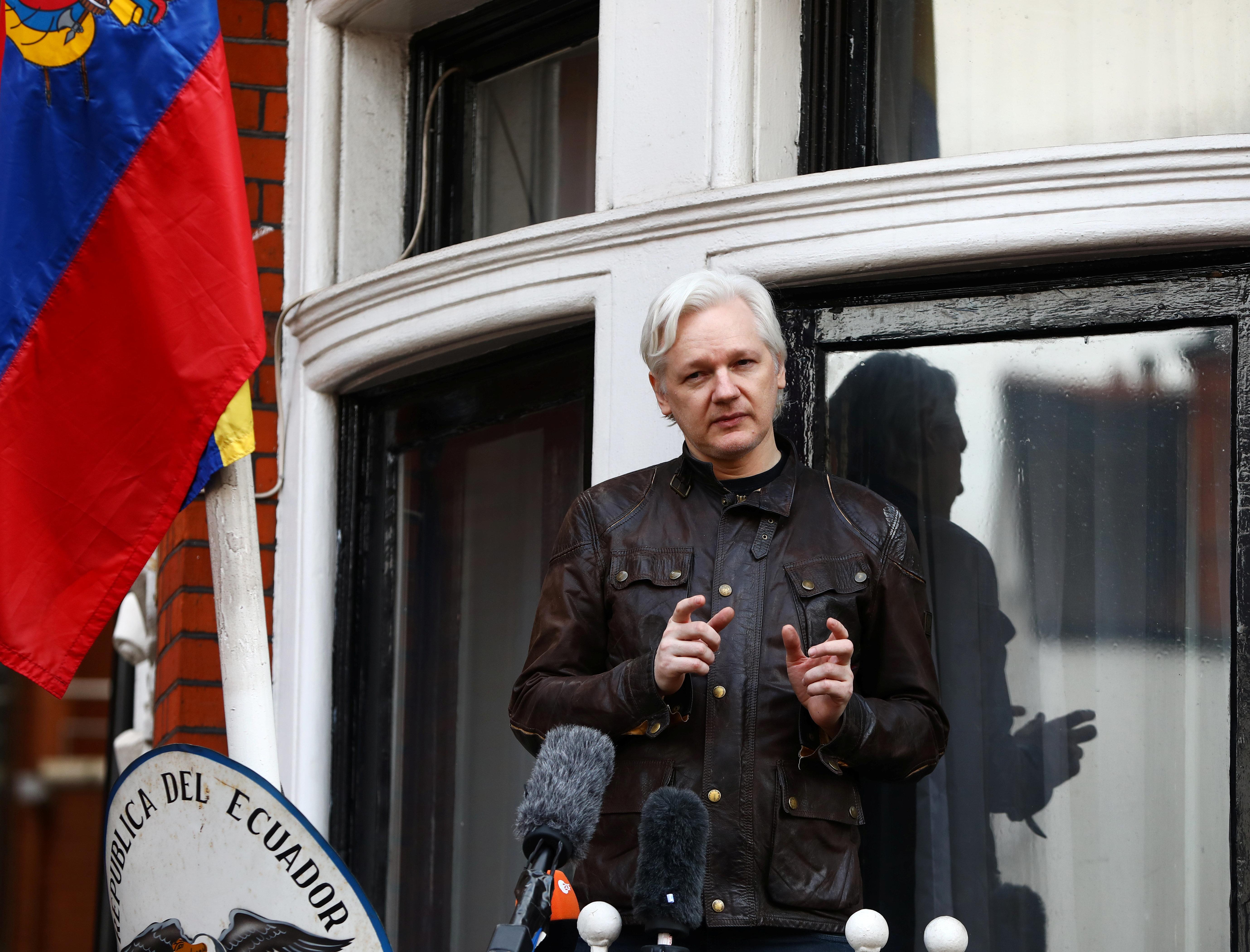 Ce qu'Assange dit redouter s'il est extradé aux