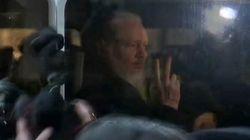 Ce que Assange dit redouter s'il est extradé aux