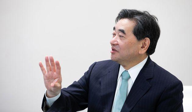 ソニーフィナンシャルベンチャーズ株式会社 代表取締役社長 石井茂氏