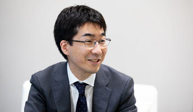 クラウドクレジット株式会社 代表取締役社長 杉山智行氏
