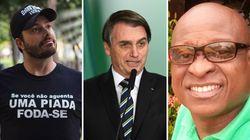 Danilo Gentili mereceu solidariedade de Bolsonaro. Evaldo Rosa,