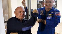 Après un an dans l'espace, ce qui a changé chez Scott Kelly par rapport à son