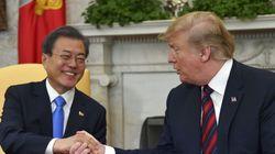 """도널드 트럼프 """"김정은과의 추가 회담 가능성에 대해"""