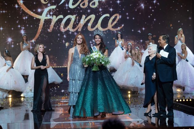 Vaimalama Chaves a remporté le concours Miss France 2019 à