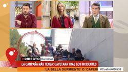 Tensa entrevista a Álvarez de Toledo en 'Cuatro al día':
