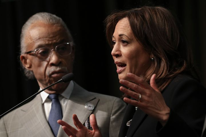 Sen. Kamala Harris has come out in favor of reparations in some form.