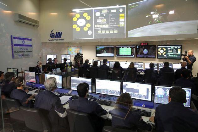 Ανεπιτυχής η προσελήνωση του ισραηλινού διαστημοπλοίου