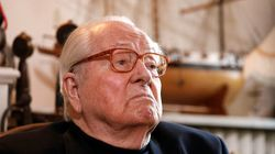 Jean-Marie Le Pen, multado por posesión ilegal de