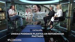Rifirrafe entre Pablo Iglesias, Vicente Vallés y Sandra Golpe en Antena 3: