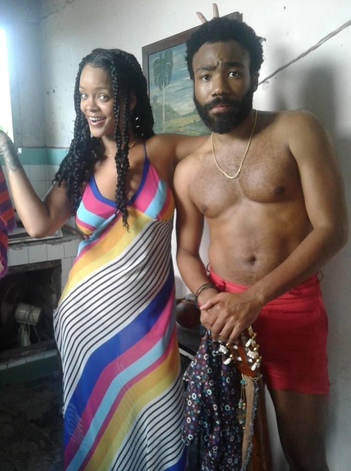 'Guava Island', filme com Donald Glover e Rihanna, chega (de graça) à Amazon neste fim de
