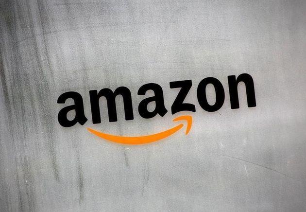 Amazonの企業ロゴ